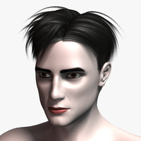 3ds max michael hair