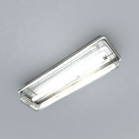 3d model of small roof light