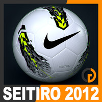 2011 2012 Nike T90 Seitiro Match Ball