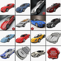 Sport Cars Collection 11