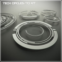 max tech circles-tc1 kit
