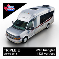3d 2013 leisure e libero model