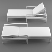 3d lounge furniture panama model