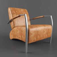 3d ma chair armchair