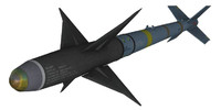 aim-9m sidewinder 3d 3ds