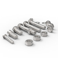 Hexagonal bolts