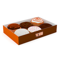 Donuts in Box