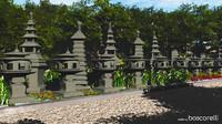 maya japanese stone lanterns 3
