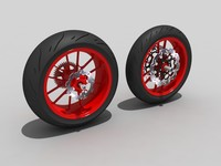 motorcycle wheels dwg