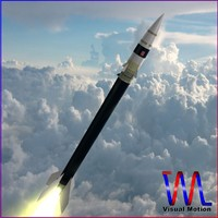 dxf sounding rocket black brant