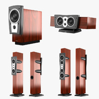 3d dynaudio confidence series