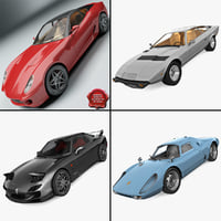 Sports Cars Collection 2