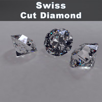 max swiss cut diamond