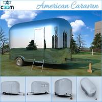 3d american caravan