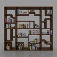cabinet library 3d max