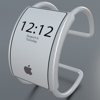3ds max apple iwatch concept