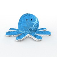 Octopus Dog Toy