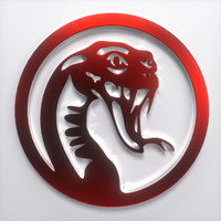 d snake emblem 3d 3ds