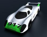 3ds porsche 917