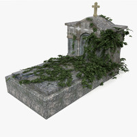 rock cemetery 3d 3ds