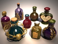 3ds max magic potions
