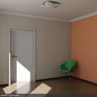 room 2 3d model