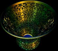 maya art vase