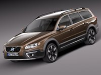 2013 2014 suv xc70 3d 3ds