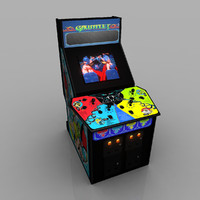 Gauntlet Arcade Game