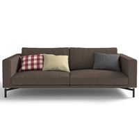 3d model arflex hollywood sofas