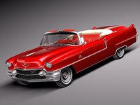 Cadillac 1956 series 62 convertible