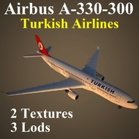 3d airbus thy