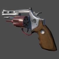 Magnum Revolver