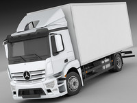 Mercedes Antos rigid truck