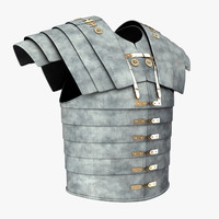 obj roman soldier body armor