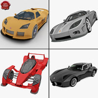 SuperCars Collection 6