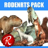 3d max rodent