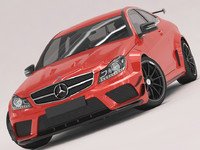 Mercedes-Benz C 63 AMG Black Series