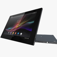 Sony Xperia Tablet Z Black Wifi LTE
