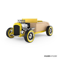 Automoblox Hot Rod