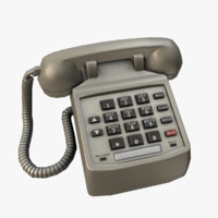 3d phone s model