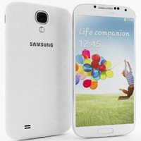 samsung galaxy s4 i9500 3d 3ds