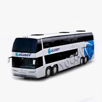 maya neoplan megaliner bus