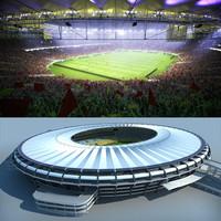 Soccer Stadium MRdJ