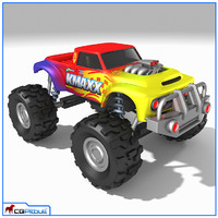 Monster Truck KMAXX