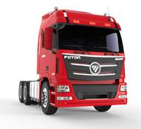 obj foton auman truck