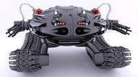 combat robot 3ds