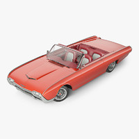 3ds max thunderbird 1961