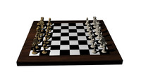 free 3ds model chess