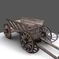 3d wagon